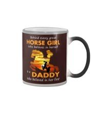 horse girl Color Changing Mug thumbnail