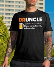 druncle Classic T-Shirt lifestyle-mens-crewneck-front-8