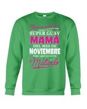 noviembrel-mama Crewneck Sweatshirt thumbnail