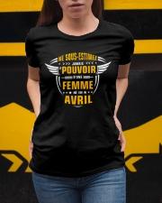 femme  4 Ladies T-Shirt apparel-ladies-t-shirt-lifestyle-04
