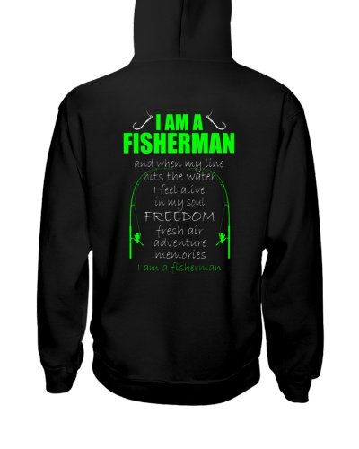 i am a fisherman
