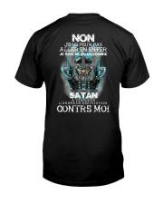 satan 11 Classic T-Shirt back
