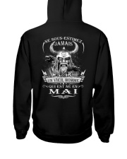 un vieil homme mai Hooded Sweatshirt tile