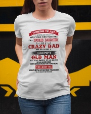crazy dad august Ladies T-Shirt apparel-ladies-t-shirt-lifestyle-04