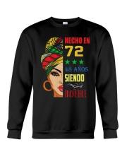 Hecho En 72 Crewneck Sweatshirt thumbnail