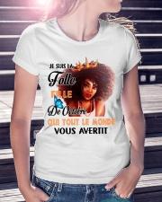 octobre avertit Ladies T-Shirt lifestyle-women-crewneck-front-7