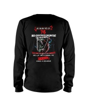 je suis ne en 76 Long Sleeve Tee tile