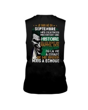 mes cicatrices racontent une histoire septembre Sleeveless Tee thumbnail