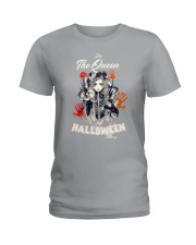 the queen Ladies T-Shirt front