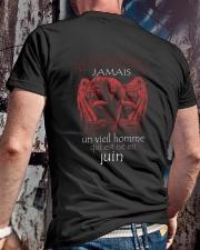 juin vieil homme Classic T-Shirt lifestyle-mens-crewneck-back-2