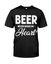 beer never broke my heart Classic T-Shirt thumbnail
