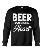 beer never broke my heart Crewneck Sweatshirt thumbnail