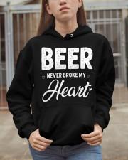 beer never broke my heart Hooded Sweatshirt apparel-hooded-sweatshirt-lifestyle-07