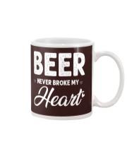 beer never broke my heart Mug thumbnail