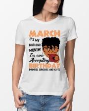 march birthday Ladies T-Shirt lifestyle-women-crewneck-front-10