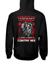 aout contre moi Hooded Sweatshirt thumbnail