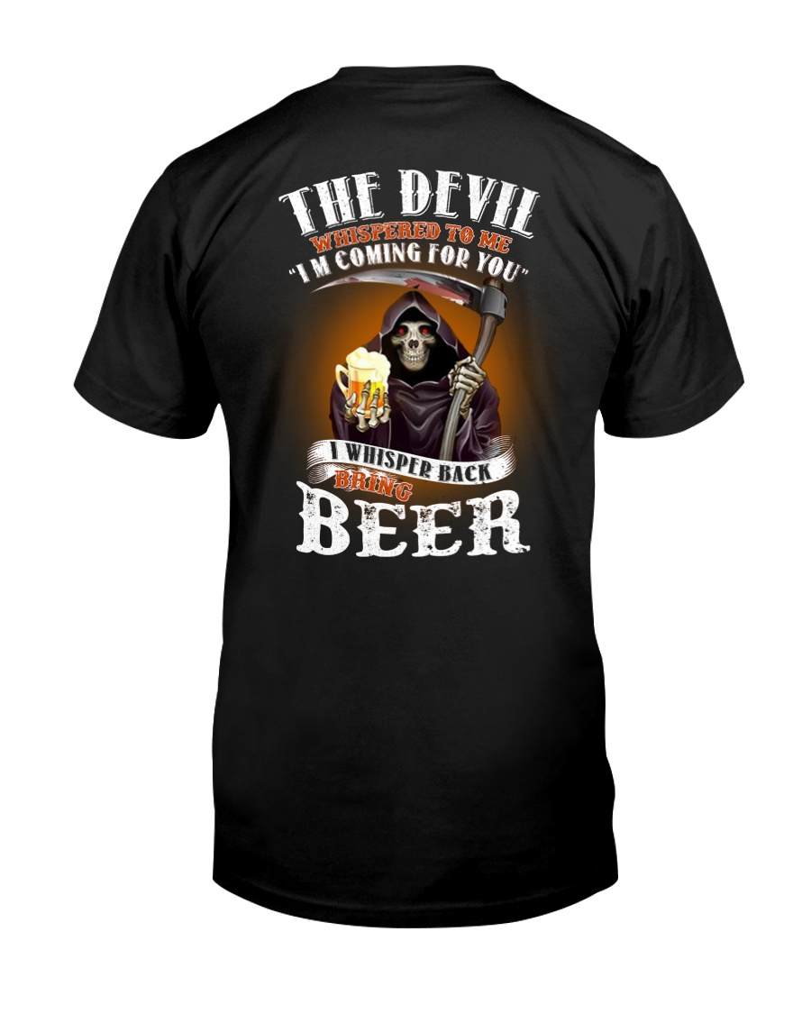 the devil beer Classic T-Shirt