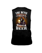 the devil beer Sleeveless Tee thumbnail