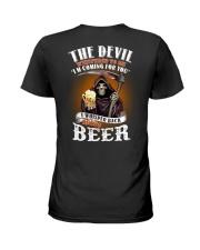 the devil beer Ladies T-Shirt thumbnail