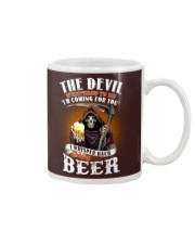 the devil beer Mug thumbnail