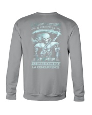 octobre skull enfer Crewneck Sweatshirt thumbnail