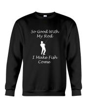 i make fish come Crewneck Sweatshirt thumbnail