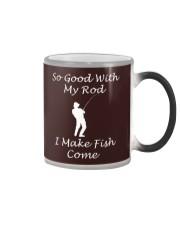 i make fish come Color Changing Mug thumbnail