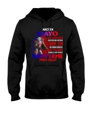 naci en 5 Hooded Sweatshirt thumbnail