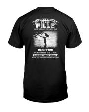 Elle Est Nee En 8 Classic T-Shirt thumbnail