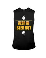 beer in beer out Sleeveless Tee thumbnail