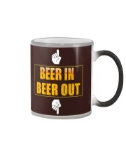 beer in beer out Color Changing Mug thumbnail