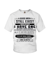 good men still exist comes from georgia Youth T-Shirt thumbnail