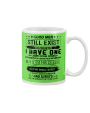 good men still exist comes from georgia Mug tile