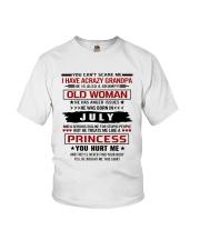 princess 7b Youth T-Shirt front