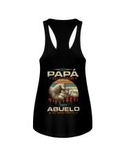 ser papa es un honor Ladies Flowy Tank thumbnail