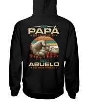 ser papa es un honor Hooded Sweatshirt thumbnail