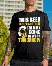 this beer Classic T-Shirt lifestyle-mens-crewneck-front-8