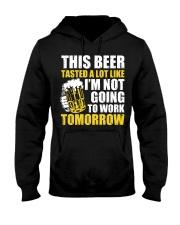 this beer Hooded Sweatshirt thumbnail