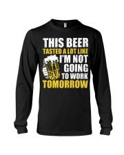 this beer Long Sleeve Tee thumbnail