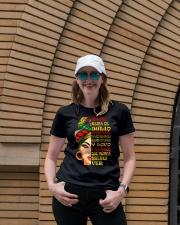 julio con tres lados Ladies T-Shirt lifestyle-women-crewneck-front-4