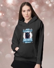 Naci En 8 Hooded Sweatshirt lifestyle-holiday-hoodie-front-1