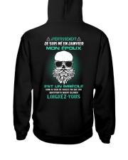 janvier mon epoux Hooded Sweatshirt thumbnail