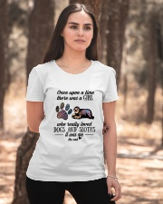 dogs and sloths it was me Ladies T-Shirt apparel-ladies-t-shirt-lifestyle-05
