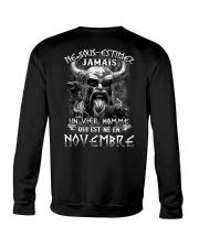 novembre jamais Crewneck Sweatshirt thumbnail