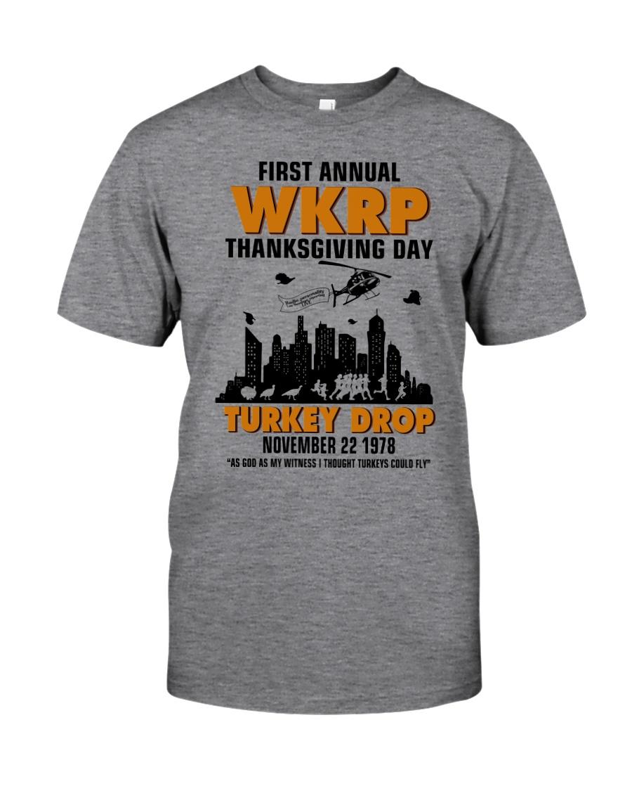 turkey drop Classic T-Shirt