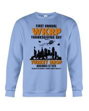 turkey drop Crewneck Sweatshirt thumbnail