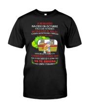 octubre reloj Classic T-Shirt thumbnail