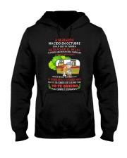 octubre reloj Hooded Sweatshirt thumbnail