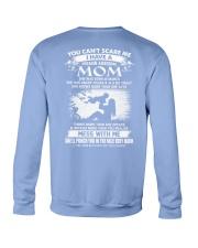 march awesome mom Crewneck Sweatshirt thumbnail