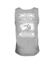 march awesome mom Unisex Tank thumbnail